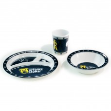 Penn State Nittany Lions 3 Piece Kid's Dish Set