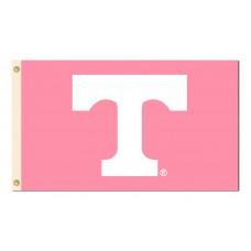 Tennessee Volunteers Pink 3'x 5' Flag