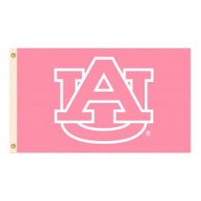 Auburn Tigers Pink 3'x 5' Flag