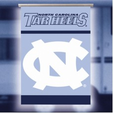 North Carolina Tar Heels NCAA RV Awning Banner