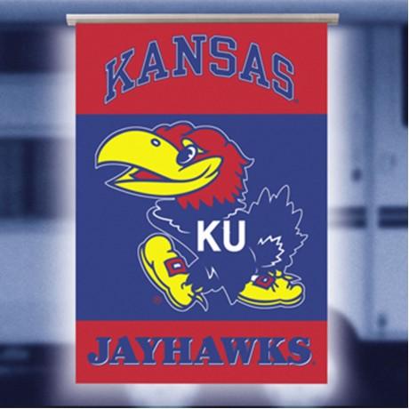 Kansas Jayhawks NCAA RV Awning Banner