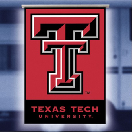 Texas Tech Red Raiders NCAA RV Awning Banner