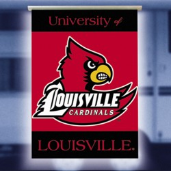 Louisville Cardinals NCAA RV Awning Banner