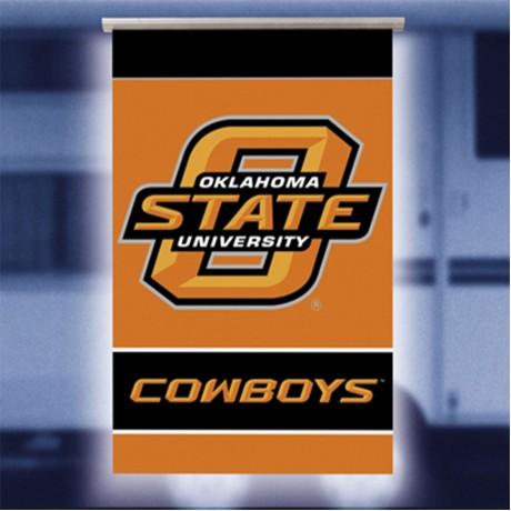 Oklahoma State Cowboys NCAA RV Awning Banner