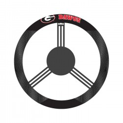 Georgia Bulldogs Steering Wheel Cover