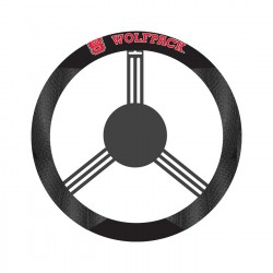 North Carolina State Wolfpack Steering Wheel Cover