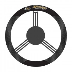 Purdue Boilermakers Steering Wheel Cover