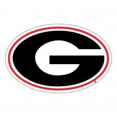 Georgia Bulldogs 12-inch Vinyl Magnet