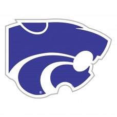 Kansas State Wildcats 12-inch Vinyl Magnet