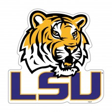 Louisiana State Tigers 12-inch Vinyl Magnet