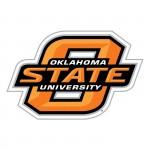 Oklahoma State Cowboys 12-inch Vinyl Magnet