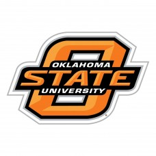 Oklahoma State Cowboys 12-inch Vinyl Magnet