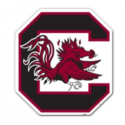 South Carolina Gamecocks 12-inch Vinyl Magnet