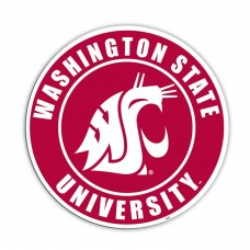 Washington State Cougars 12-inch Vinyl Magnet