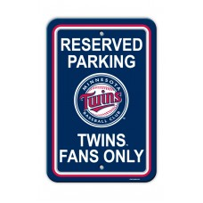 Minnesota Twins Parking Sign 12
