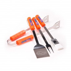 Florida Gators 4 Piece BBQ Set