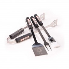 Texas Tech Red Raiders 4 Piece BBQ Set
