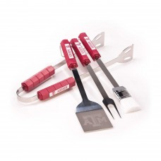 Texas A&M Aggies 4 Piece BBQ Set
