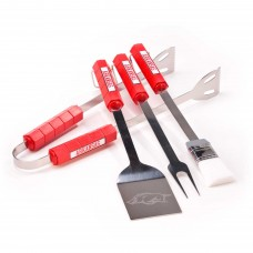 Arkansas Razorbacks 4 Piece BBQ Set