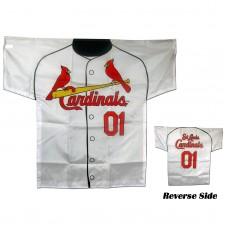 St. Louis Cardinals Jersey Banner