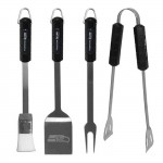 Seattle Seahawks 4 Piece BBQ Set