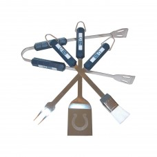 Indianapolis Colts 4 Piece BBQ Set
