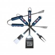 New York Giants 4 Piece BBQ Set