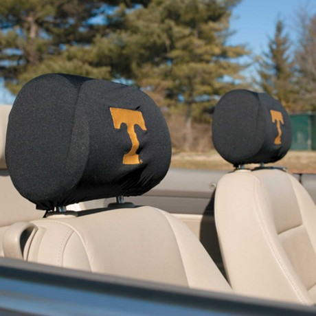 Tennessee Volunteers Headrest Covers
