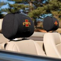 Iowa State Cyclones Headrest Covers