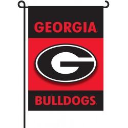 Georgia Bulldogs Garden Banner Flag