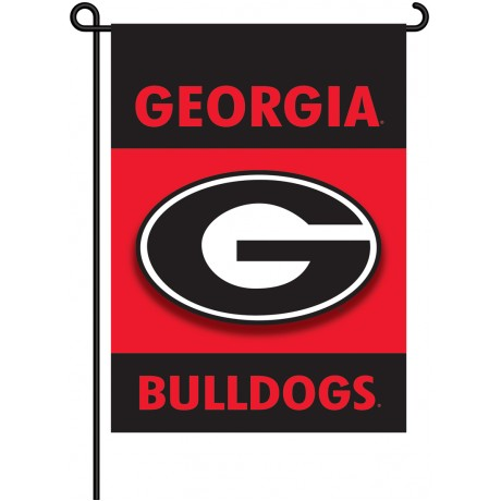 Georgia Bulldogs Garden Banner Flag