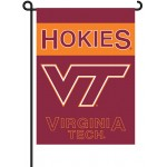Virginia Tech Hokies Garden Banner Flag