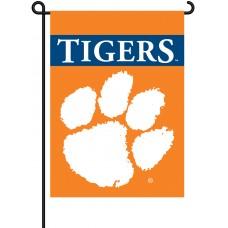 Clemson Tigers Garden Banner Flag
