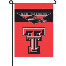 Texas Tech Red Raiders Garden Banner Flag