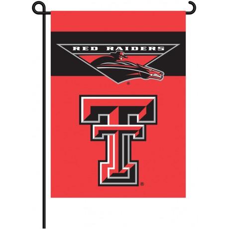 Texas Tech Red Raiders Garden Banner Flag
