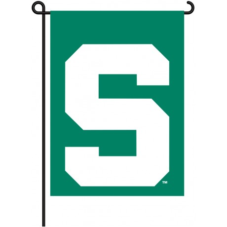 Michigan State Spartans Banner Flag