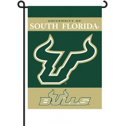 South Florida Bulls Garden Banner Flag