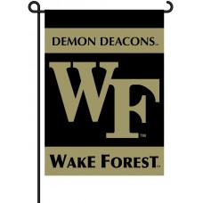 Wake Forest Demons Garden Banner Flag