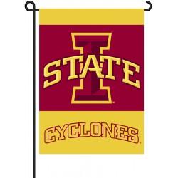 Iowa State Cyclones Garden Banner Flag