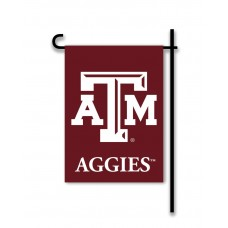 Texas A&M Aggies Garden Banner Flag