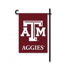 Texas A&M Aggies Garden Banner Flag