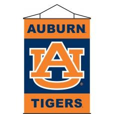 Auburn Tigers Indoor Scroll Banner