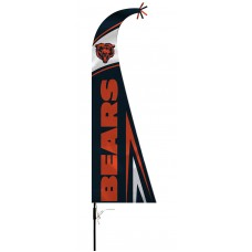 Chicago Bears Feather Flag Bundle