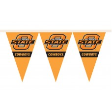 Oklahoma State Cowboys 25 Foot Party Pennants