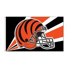 Cincinnati Bengals 3'x 5' NFL Flag