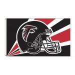 Atlanta Falcons Helmet 3'x 5' NFL Flag
