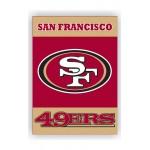San Francisco 49ers Outside House Banner