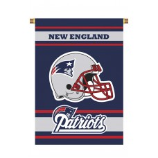 New England Patriots Outside House Banner