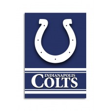 Indianapolis Colts Outside House Banner