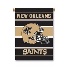 New Orleans Saints Outside House Banner